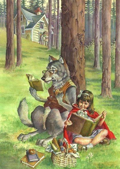 cape y el lobo